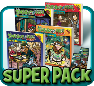 Zorphbert & Fred SUPER PACK!